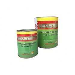 Pintura Bituminosa de Aluminio Texsalum